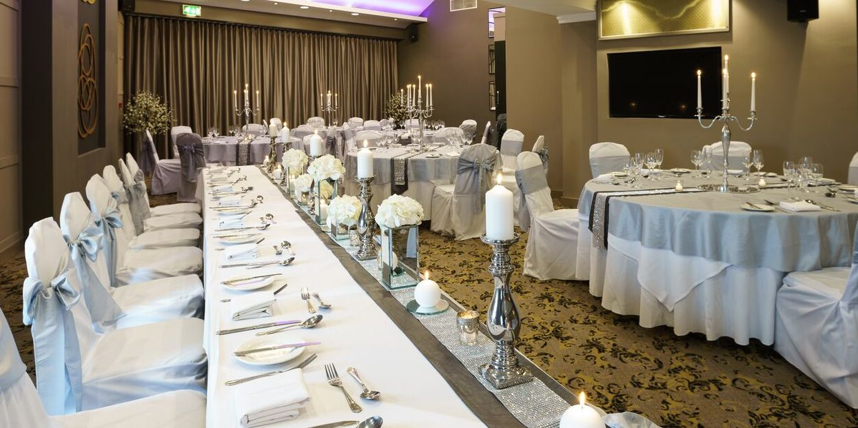 Red Hall Hotel Unspecified 1 Winter Wonderland Wedding Package Half Price